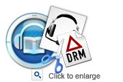 Remove DRM Protection from Audio