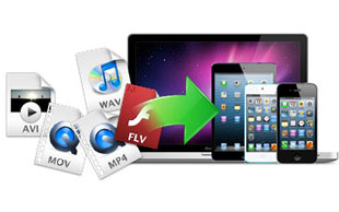 Convert Files to Fit Your Devices