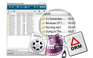 Remove DRM from All Your Audio Files