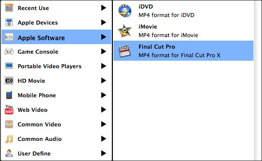 convert dvd to final cut pro